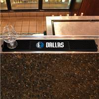"NBA - Dallas Mavericks Drink Mat 3.25""x24"""