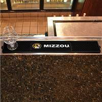 "University of Missouri Drink Mat 3.25""x24"""