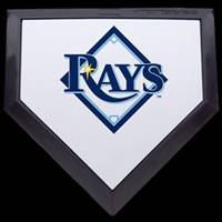 Tampa Bay Devil Rays Authentic Hollywood Pocket Home Plate