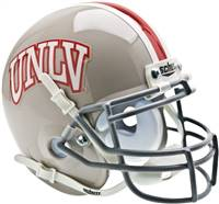 UNLV Runnin' Rebels Helmet Schutt Replica Mini - Special Order