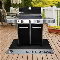 "NHL - Los Angeles Kings Grill Mat 26""x42"""