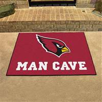 "NFL - Arizona Cardinals Man Cave All-Star 33.75""x42.5"""
