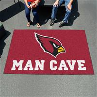 "NFL - Arizona Cardinals Man Cave UltiMat 59.5""x94.5"""