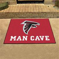 "NFL - Atlanta Falcons Man Cave All-Star 33.75""x42.5"""