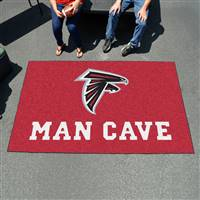 "NFL - Atlanta Falcons Man Cave UltiMat 59.5""x94.5"""