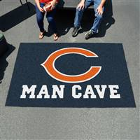"NFL - Chicago Bears Man Cave UltiMat 59.5""x94.5"""