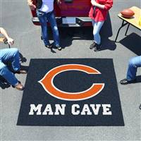 "NFL - Chicago Bears Man Cave Tailgater 59.5""x71"""