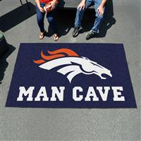 "NFL - Denver Broncos Man Cave UltiMat 59.5""x94.5"""