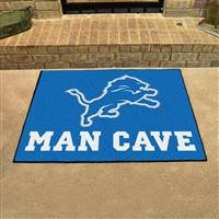 "NFL - Detroit Lions Man Cave All-Star 33.75""x42.5"""