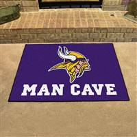 "NFL - Minnesota Vikings Man Cave All-Star 33.75""x42.5"""
