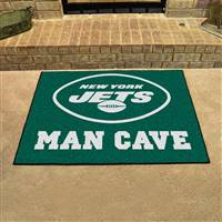 "NFL - New York Jets Man Cave All-Star 33.75""x42.5"""