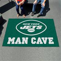 "NFL - New York Jets Man Cave UltiMat 59.5""x94.5"""