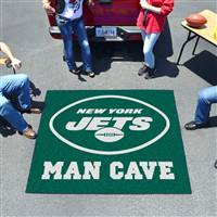 "NFL - New York Jets Man Cave Tailgater 59.5""x71"""