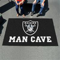 "NFL - Las Vegas Raiders Man Cave UltiMat 59.5""x94.5"""