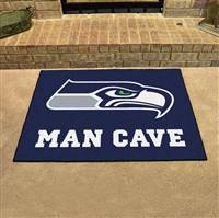 "NFL - Seattle Seahawks Man Cave All-Star 33.75""x42.5"""