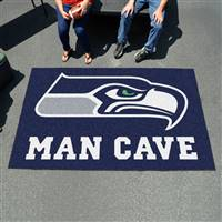 "NFL - Seattle Seahawks Man Cave UltiMat 59.5""x94.5"""