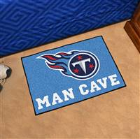 "NFL - Tennessee Titans Man Cave Starter 19""x30"""