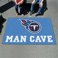 "NFL - Tennessee Titans Man Cave UltiMat 59.5""x94.5"""