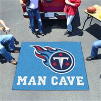 "NFL - Tennessee Titans Man Cave Tailgater 59.5""x71"""