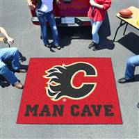 "NHL - Calgary Flames Man Cave Tailgater 59.5""x71"""