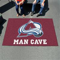 "NHL - Colorado Avalanche Man Cave UltiMat 59.5""x94.5"""