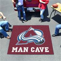 "NHL - Colorado Avalanche Man Cave Tailgater 59.5""x71"""