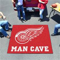 "NHL - Detroit Red Wings Man Cave Tailgater 59.5""x71"""