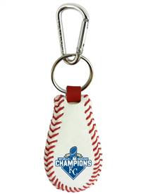 Kansas City Royals Keychain - Classic Baseball, 2015 World Series Champion