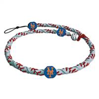 New York Mets Necklace Frozen Rope Reflective Baseball