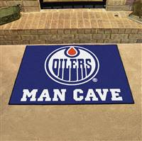 "NHL - Edmonton Oilers Man Cave All-Star 33.75""x42.5"""