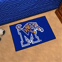 "University of Memphis Starter Mat 19""x30"""