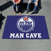 "NHL - Edmonton Oilers Man Cave UltiMat 59.5""x94.5"""