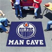 "NHL - Edmonton Oilers Man Cave Tailgater 59.5""x71"""