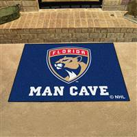 "NHL - Florida Panthers Man Cave All-Star 33.75""x42.5"""