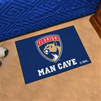 "NHL - Florida Panthers Man Cave Starter 19""x30"""