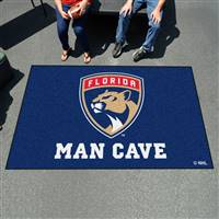 "NHL - Florida Panthers Man Cave UltiMat 59.5""x94.5"""