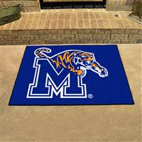 "University of Memphis All-Star Mat 33.75""x42.5"""