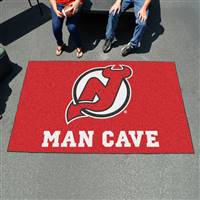 "NHL - New Jersey Devils Man Cave UltiMat 59.5""x94.5"""