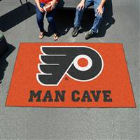 "NHL - Philadelphia Flyers Man Cave UltiMat 59.5""x94.5"""
