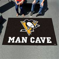"NHL - Pittsburgh Penguins Man Cave UltiMat 59.5""x94.5"""