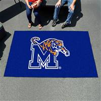 "University of Memphis Ulti-Mat 59.5""x94.5"""