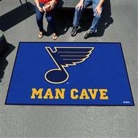 "NHL - St. Louis Blues Man Cave UltiMat 59.5""x94.5"""