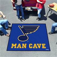 "NHL - St. Louis Blues Man Cave Tailgater 59.5""x71"""