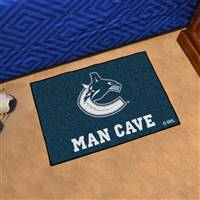 "NHL - Vancouver Canucks Man Cave Starter 19""x30"""