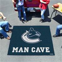 "NHL - Vancouver Canucks Man Cave Tailgater 59.5""x71"""