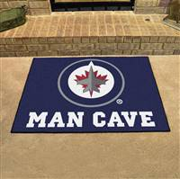 "NHL - Winnipeg Jets Man Cave All-Star 33.75""x42.5"""