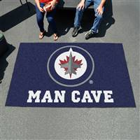 "NHL - Winnipeg Jets Man Cave UltiMat 59.5""x94.5"""
