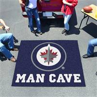 "NHL - Winnipeg Jets Man Cave Tailgater 59.5""x71"""