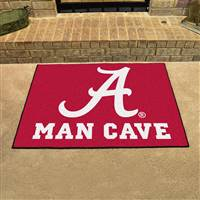 "University of Alabama Man Cave All-Star 33.75""x42.5"""
