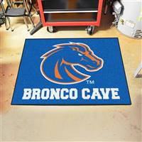 "Boise State University Man Cave All-Star 33.75""x42.5"""